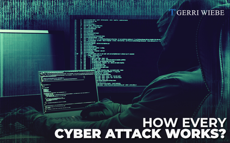 How Every Cyber Attack Works